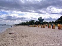 Strandkörbe an der Ostsee von shark24