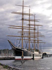 Die Pamir, Segelschiffe, Viermaster by shark24