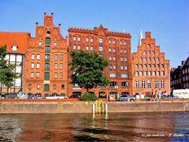 Klassische Backsteinhäuser von shark24