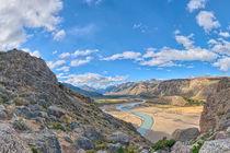 Valley of El Chalten 3:2 von Steffen Klemz