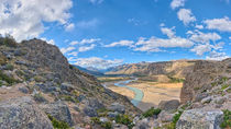 Valley of El Chalten 16:9 von Steffen Klemz