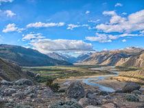 Valley of El Chalten II von Steffen Klemz