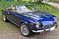Fiat 124 Spider, Sportwagen, Klassiker von shark24