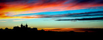 Sunset in Viseu by David Abrantes
