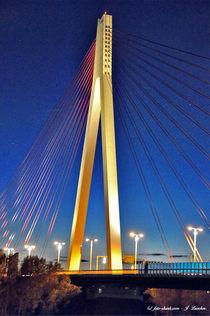 Rheinbrücke Neuwied von shark24