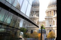 London. St. Paul's Cathedral von visual-artnet