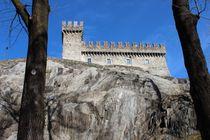 Bellinzona, Castello di Sasso Corbaro von visual-artnet