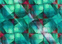 Zeitgenössische Kunst - Die Farbe der Hoffnung von Eckhard Röder