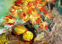 Herbstliches Stilleben von Ellen Fasthuber-Huemer