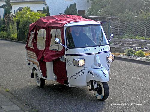 Tuc-tuc-taxi