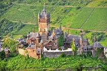 Reichsburg Cochem, Burgen, Mosel von shark24