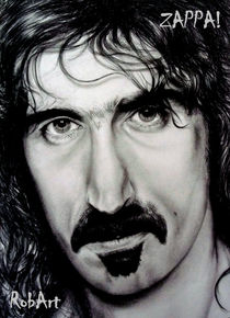 ZAPPA! the Image by Rob Delves