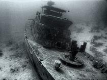 Port Nelson Wreck, Nassau, Bahamas by Shane Pinder