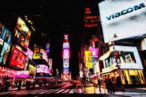 Times Square von Andrew Paranavitana