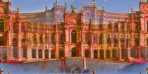 Munich Architecture  Bayrischer Landtag by Marie Luise Strohmenger