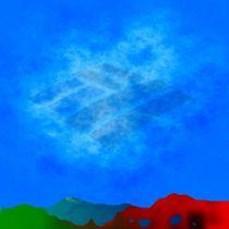 Cloud Bank by Helmut Licht