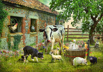 Barnyard Chatter by Trudi Simmonds