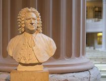 Johann Sebastian Bach by Jörg Hoffmann