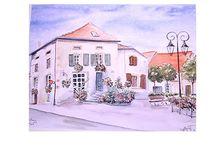 Homburg Haute by Theodor Fischer