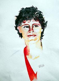 Claire by Theodor Fischer