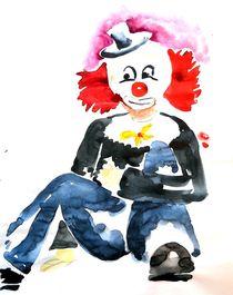Clown von Theodor Fischer