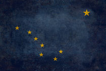 State flag of Alaska by Bruce Stanfield