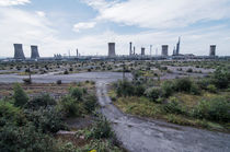 Billingham manufacturing plant, Teesside by Robert Brook