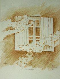 Fenster by Theodor Fischer