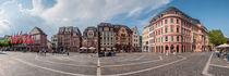 Mainz-Marktplatz am Dom (2) by Erhard Hess