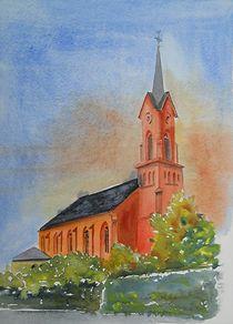 ev. Friedenskirche von Theodor Fischer