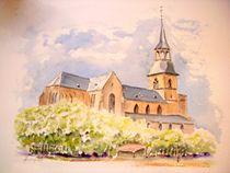 Basilika St. Arnual von Theodor Fischer