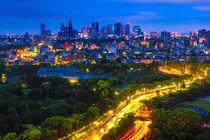 Tokyo 18 by Tom Uhlenberg