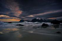 Arctic-beach