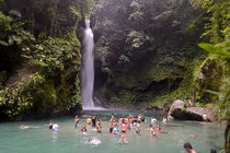 Ditumabo Mother Falls by Bam Bondoc