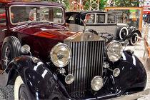 Rolls Royce, Oldtimer, Klassiker von shark24