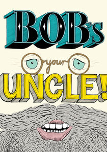 Uncle Bob by Rita-Mari Ludike