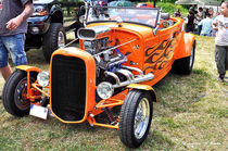 Hot-Rod, US-Car, amerikanische Autos von shark24