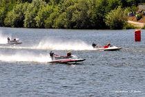 Bootsrennen auf der Mosel von shark24