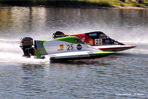Bootsrennen auf der Mosel, Race-Boats by shark24