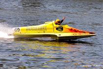 Bootsrennen auf der Mosel, Boat-Race von shark24