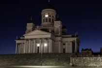 Helsinki bei Nacht von franbam