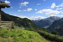 Südtiroler Bergalm by Karina Baumgart