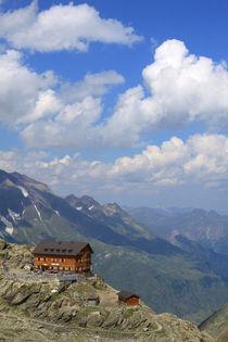 Stettiner Hütte (03) von Karina Baumgart