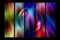 Kugelmagie - Farbenspiel  von Eckhard Röder