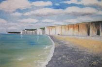 Brighton Beach by Ruth Baker