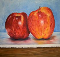 Shinny Apples von Ruth Baker