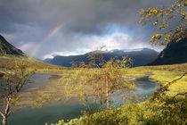 Regenbogen im Sarek Nationalpark, Schweden (07) von Karina Baumgart