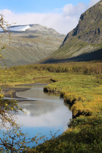 Landschaft im Sarek Nationalpark (14) by Karina Baumgart
