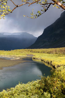 Landschaft im Sarek Nationalpark (11) by Karina Baumgart