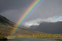 Regenbogen im Sarek Nationalpark, Schweden (06) by Karina Baumgart